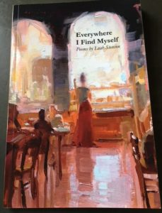 EVERYWHERE I FIND MYSELF BY LEAH STENSON