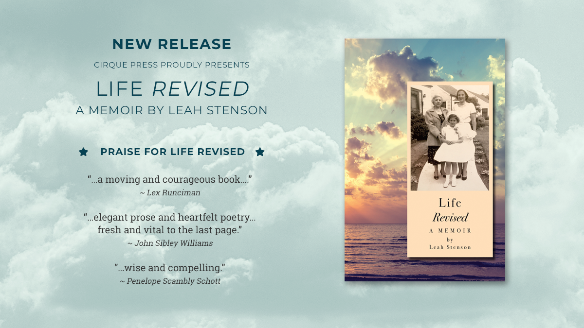 Book Launch: Life Revised by Leah Stenson